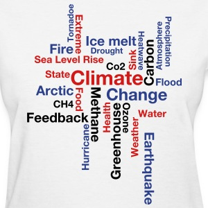 Climate State - Women's T-Shirt