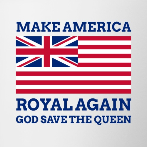 Make America Royal Again