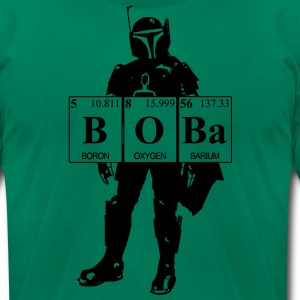 bobaelements T-Shirts - Men's T-Shirt by American Apparel