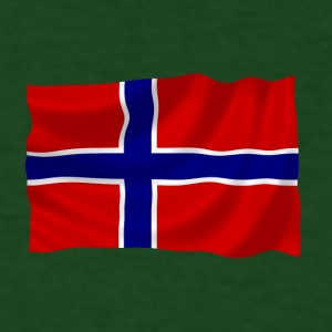 Norway flag - Men's T-Shirt