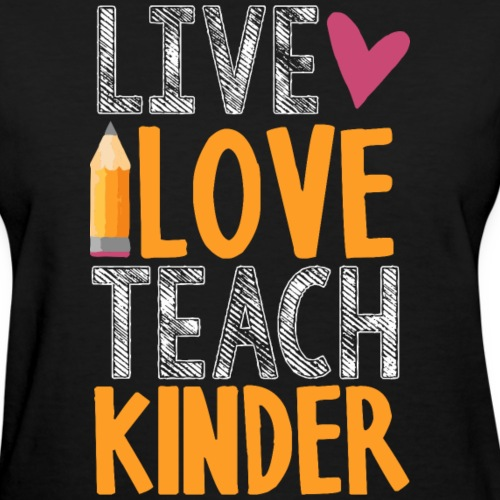 Live Love Teach Kindergarten