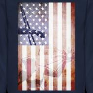Design ~ Detroit Spirit USA Flag