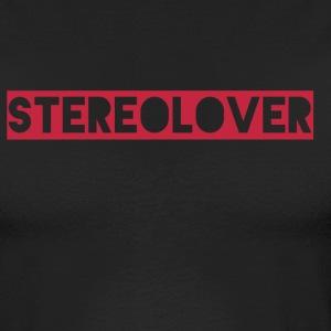 Stereolover-RED LOGO