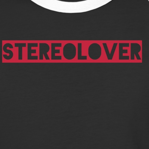 Stereolover-RED LOGO