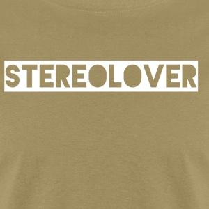 Stereolover-White Logo