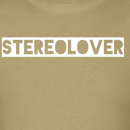 Stereolover-White Logo