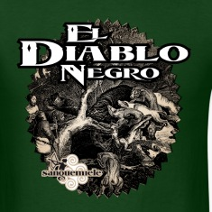 jabal__negro T-Shirts