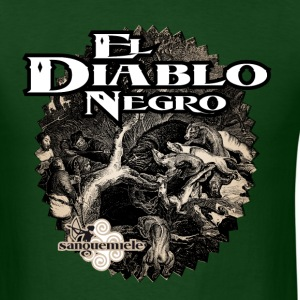 jabal__negro T-Shirts - Men's T-Shirt