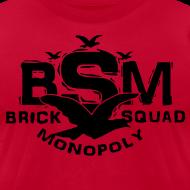 Design ~ Brick Squad Monopoly Tee