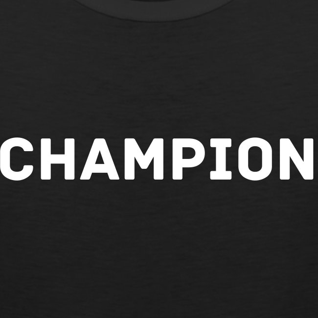 Champion Tanktop