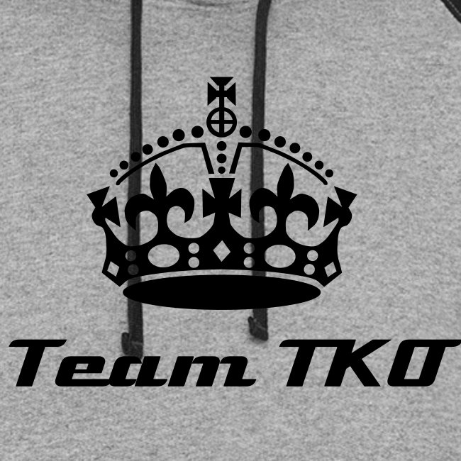 Team TKO Two-Tone Sweatshirt