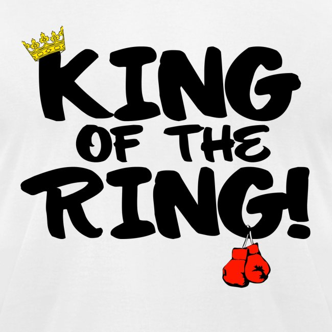King of the Ring Jersey Shirt