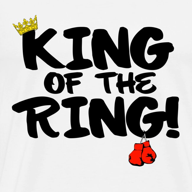 King of the Ring Shirt
