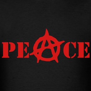 Anarchy&Peace T-Shirts - Men's T-Shirt
