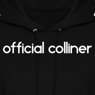 Design ~ GIRLS COLLINER HOODIE