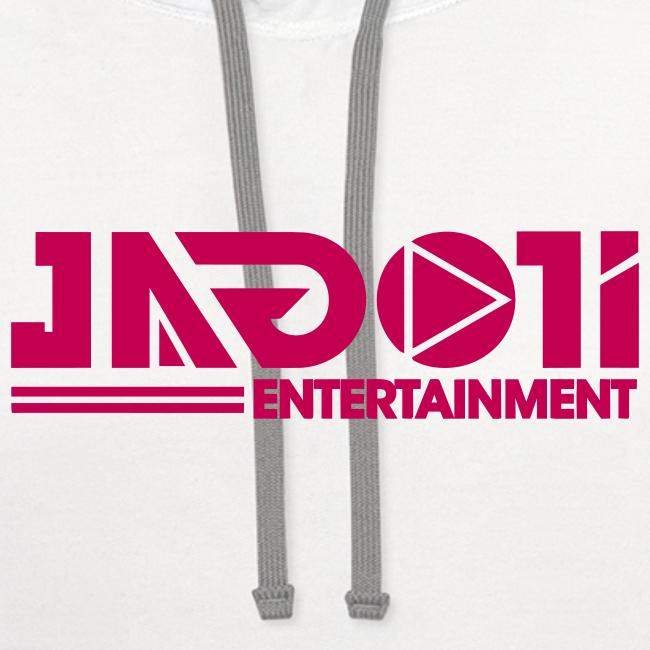 Logo Contrast Hoodie