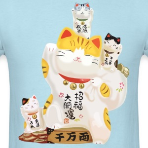 Lucky Cat T-Shirts - Men's T-Shirt