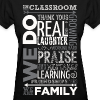In Our Classroom - Women's T-Shirt