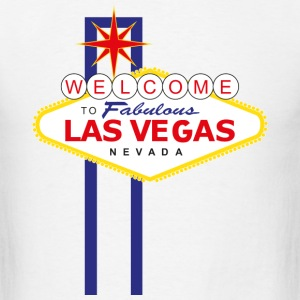 Welcome to Las Vegas T-Shirts - Men's T-Shirt