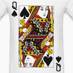 Queen of Spades T-Shirts