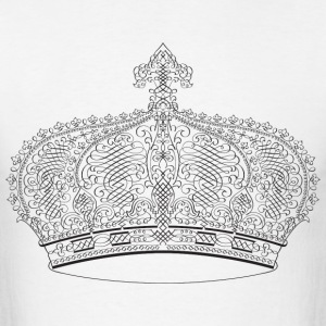 Crown T-Shirts - Men's T-Shirt