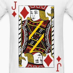 Jack of Diamonds T-Shirts