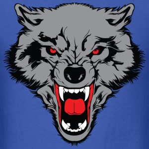 Grey Wolf T-Shirts - Men's T-Shirt