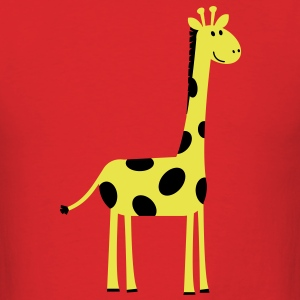 Giraffe T-Shirts - Men's T-Shirt