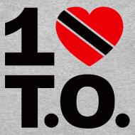 Design ~ 1 ♥ Trinidad T.O. Crewneck