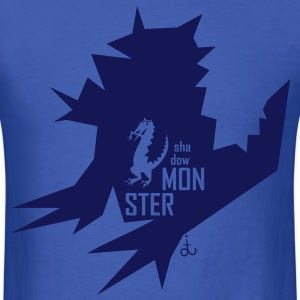 Shadow Monster_dit T-Shirts - Men's T-Shirt