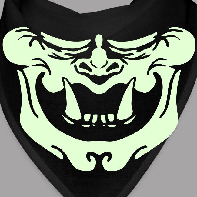 Glow Oni Mask