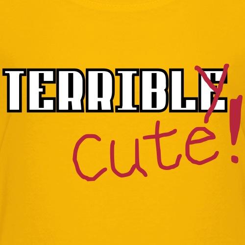 Terribly Cute