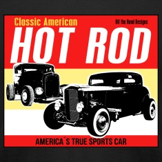 Hot Rod - Classic American Sports Car