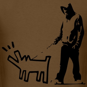 Banksy - Men's T-Shirt