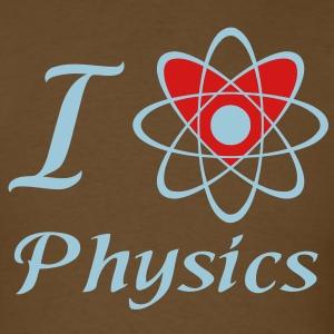 iheartphysics T-Shirts - Men's T-Shirt