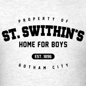 St. Swithin's Home for Boys - Men's T-Shirt