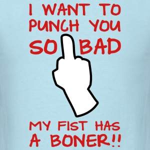 Boner Fist T-Shirts - Men's T-Shirt