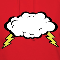 Thunder Cloud Hoodies