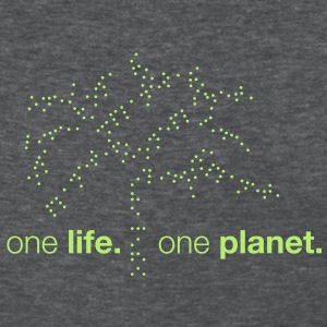 One Life. One Planet. Women's T-Shirts - Women's T-Shirt