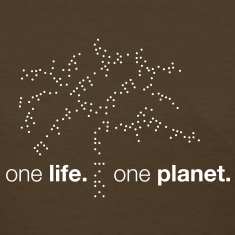 One Life. One Planet. Women's T-Shirts