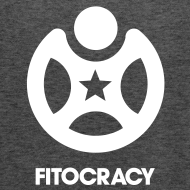 Design ~ Fitocracy - Icon - Women's Gray Flowy Tank