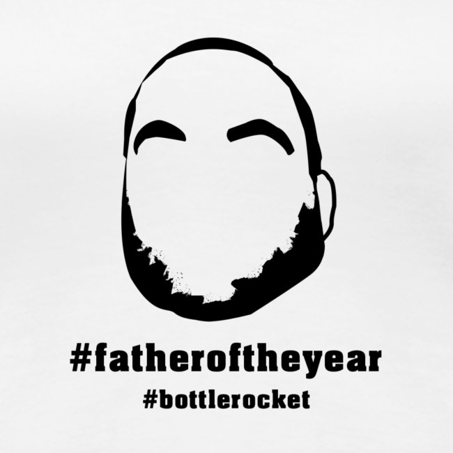 Women's - #fatheroftheyear - white