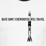 Design ~ Have Sonic Screwdriver, Will Travel (11 Version) | Robot Plunger
