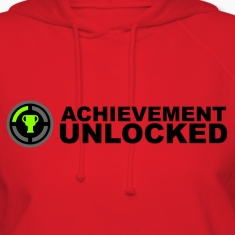 Achievement Unlocked Hoodies