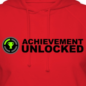 Achievement Unlocked Hoodies - Women's Hoodie