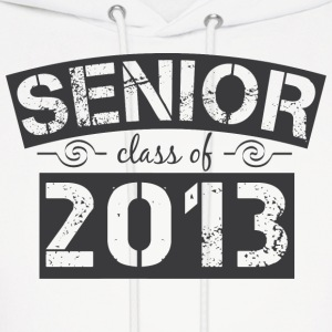 Senior Class of 2013 Hoodies - Men's Hoodie