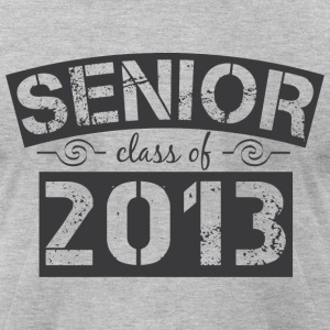 Senior Class of 2013 T-Shirts - Men's T-Shirt by American Apparel