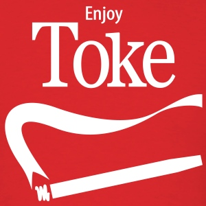 Enjoy Toke T-Shirts - Men's T-Shirt