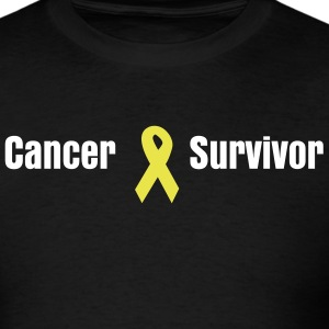 Cancer Survivor - Men's T-Shirt