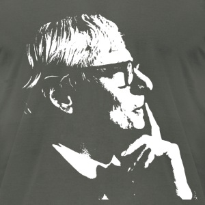 Dead Architects: Lou Kahn - Men's T-Shirt by American Apparel